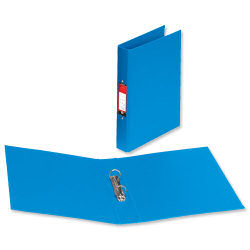 ePower - SELECT 2 RING BINDER A4 BLUE